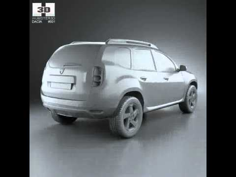 3d-model-of-dacia-duster-review