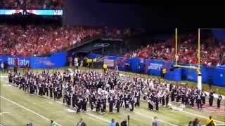 Sugar Bowl Pregame Activity TBDBITL Ohio State Marching Band 1 1 2015
