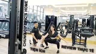 Review thực tế Tiện ích chung cư Epic's Home (Chung cư bộ Công An 43 Phạm Văn Đồng)