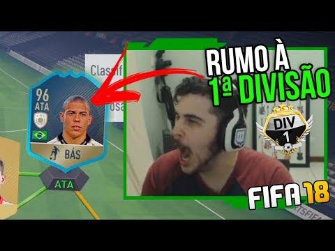 RONALDO R9 É BRINCADEIRA! RTD1 #3 FIFA 18 Ultimate Team