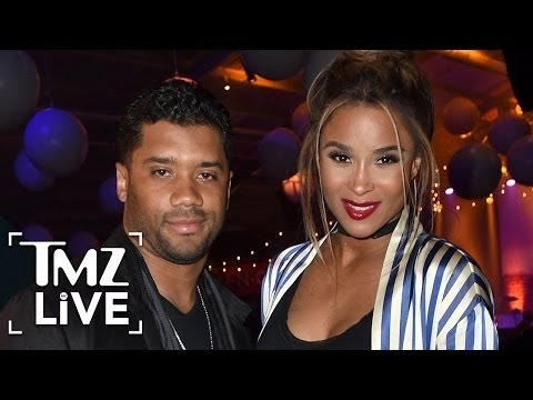 Ciara & Russell Wilson: Look At Us | TMZ Live