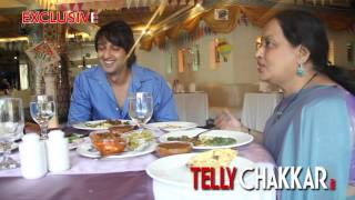 Eating out with Saurabh Raaj Jain