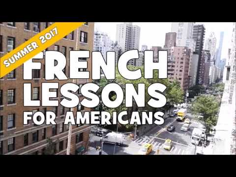 French For Americans In 15 Days # Day 4