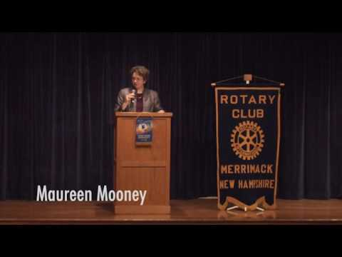 2017 Rotary 4-Way Speech Contest at Merrimack High School