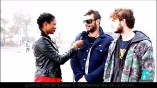 Do Turkish men date black African women?