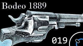 How It Works: Italian Bodeo 1889 Revolver