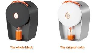 JUISIR - Zero cleaning, Maximum juice .|. Kitchen Inventions