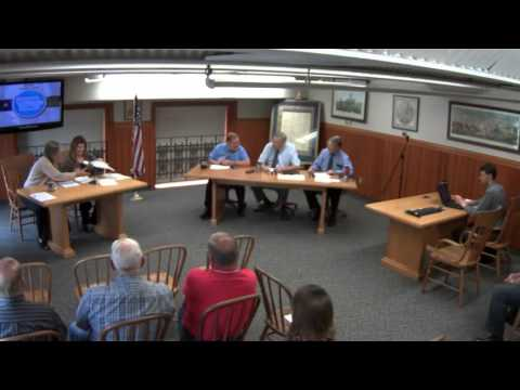 Marshall County Board of Supervisors 6-30-2015