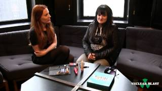 EPICA - Simone Simons' Beauty Secrets (OFFICIAL INTERVIEW)