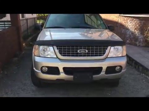How To Replace Mirror On Ford Explorer 02 05