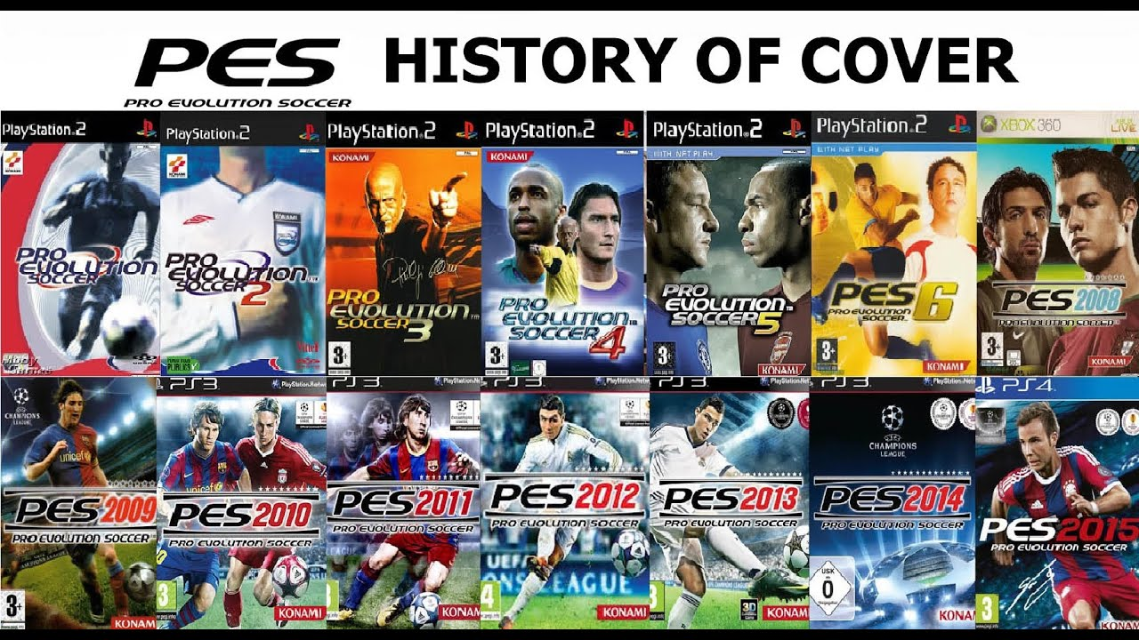 Lionel Messi from PES 5 to PES 2013 - YouTube  Pes 2001