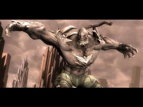 Injustice Gods Among Us - S.T.A.R LABS  DoomsDay - ☆☆☆ COMPLETE