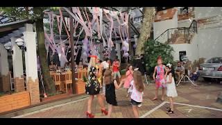 День рождения Марии Вечеринка в стиле