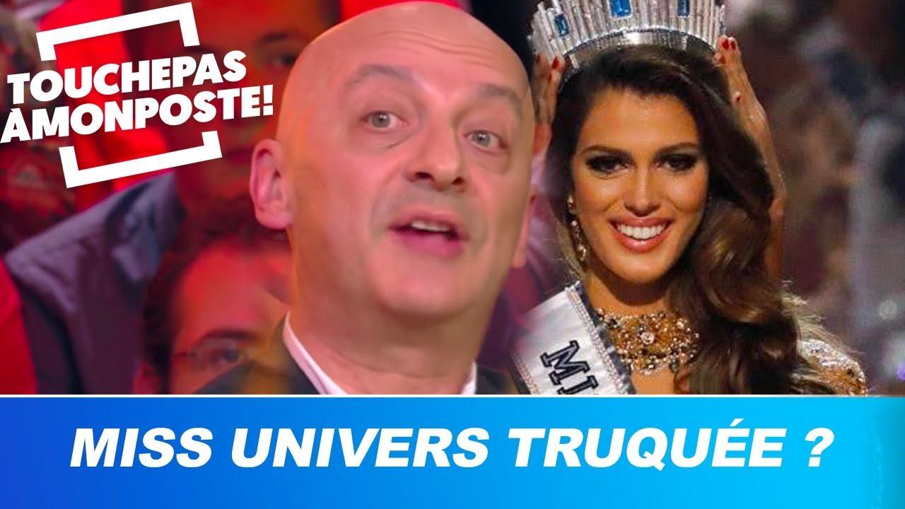 L'élection Miss Univers d'Iris Mittenaere truquée ? Xavier de Fontenay s'exprime !