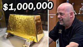 Download 15 Most Expensive Buys On Pawn Stars Mp3 and Videos