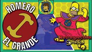 Retrospectiva Simpson: Homero el grande