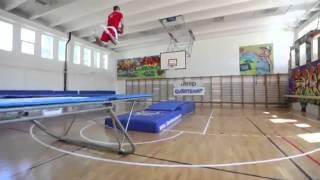 Супер видео Повелители баскетбольного мяча