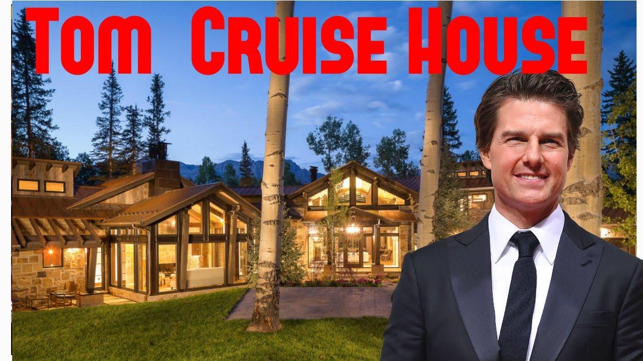 Tom Cruise House 2017 | Tom Cruise's Net Worth $470 ...