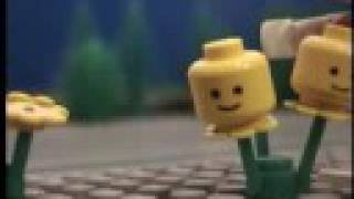 The Fabulous Poodles - Toy Town People Brickfilm Lego Animation Music Video