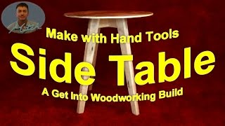 Knock-Down Table Build