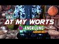 Dj At My Worst Angklung Slow Beat Viral Tik Tok   Mp3 - Mp4 Download