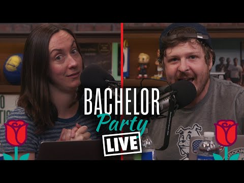 Bachelor Party LIVE: Reacting To Part 1 Of The Finale | The Ringer