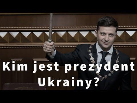 Wołodymyr Zełeński - kim jest prezydent Ukrainy?