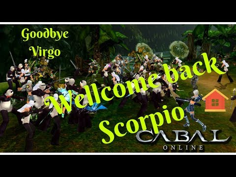 Live!! Cabal Online(TH) SV.Scorpio Day2