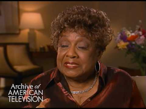 "Isabel Sanford on not being offended by the ""All in the Family"" humor"