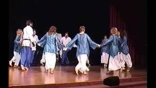 Yoducha Amim Elohim Dance 2010