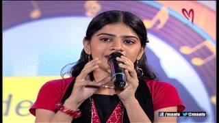 Gambar cover Super Singer 1 Episode 35 : Manasa Performance ( Manasuna Unnadi Cheppalani )