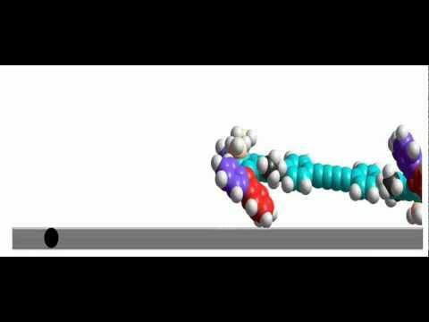 Single molecule nanocar drives into the record books as world's smallest remote control vehicle