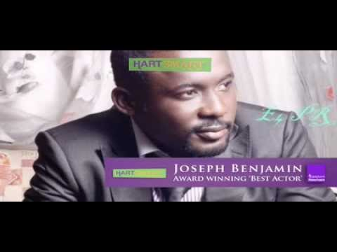 Best African Actor - Benjamin Joseph   17th African Film Awards
