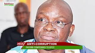 FAYOSE CONFESSES TO EFCC