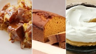 3 Delicious and Sweet Pumpkin Recipes