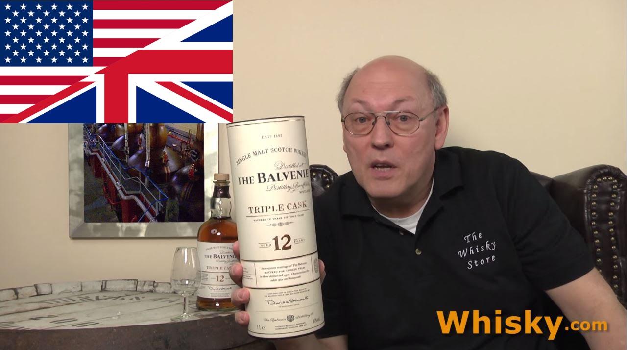 anzeige cask sie balvenie triple sucht single malt er  The Balvenie Triple Cask 12 Year Old Single Malt Scotch Whisky.