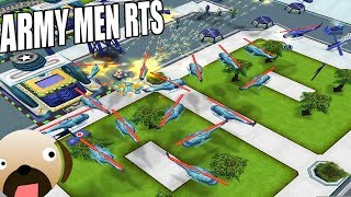Plastic Toy Warfare! Army Men Game - Army Men RTS Multiplayer