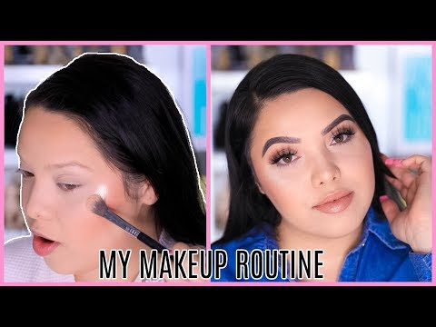 MY EVERYDAY MAKEUP ROUTINE 2017