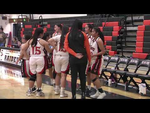 Girls Basketball:  Branham at Silver Creek
