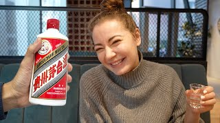 Foreigners Try MAOTAI for the First Time | (初嘗便停不了!)外國人都很愛喝茅台酒嗎!?
