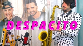 Despacito Luis Fonsi, Daddy Yankee Saxophone Cover.mp3