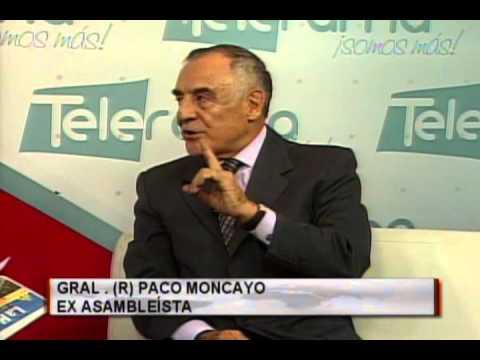Gral. (R) Paco Moncayo