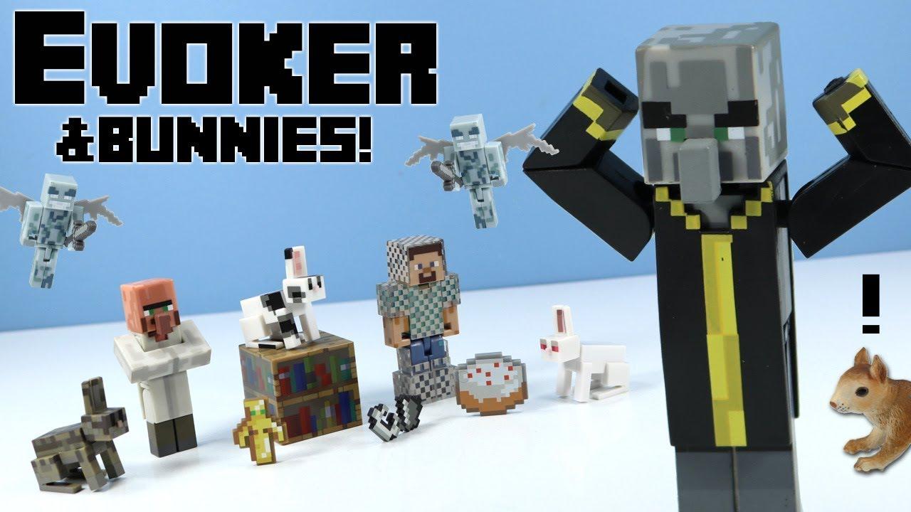 Minecraft Vindicator Adventure Figure Series 2 New in Box