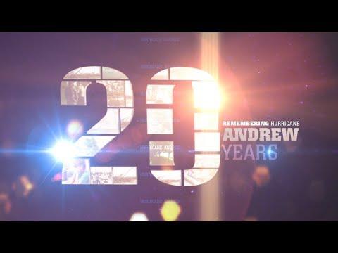 Hurricane Andrew 20 Years Later