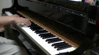 生徒さんがこの曲を練習しているので、私も練習してみました。 ぷりんと...