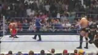 Rey Mysterio vs JBL - 13/5/04
