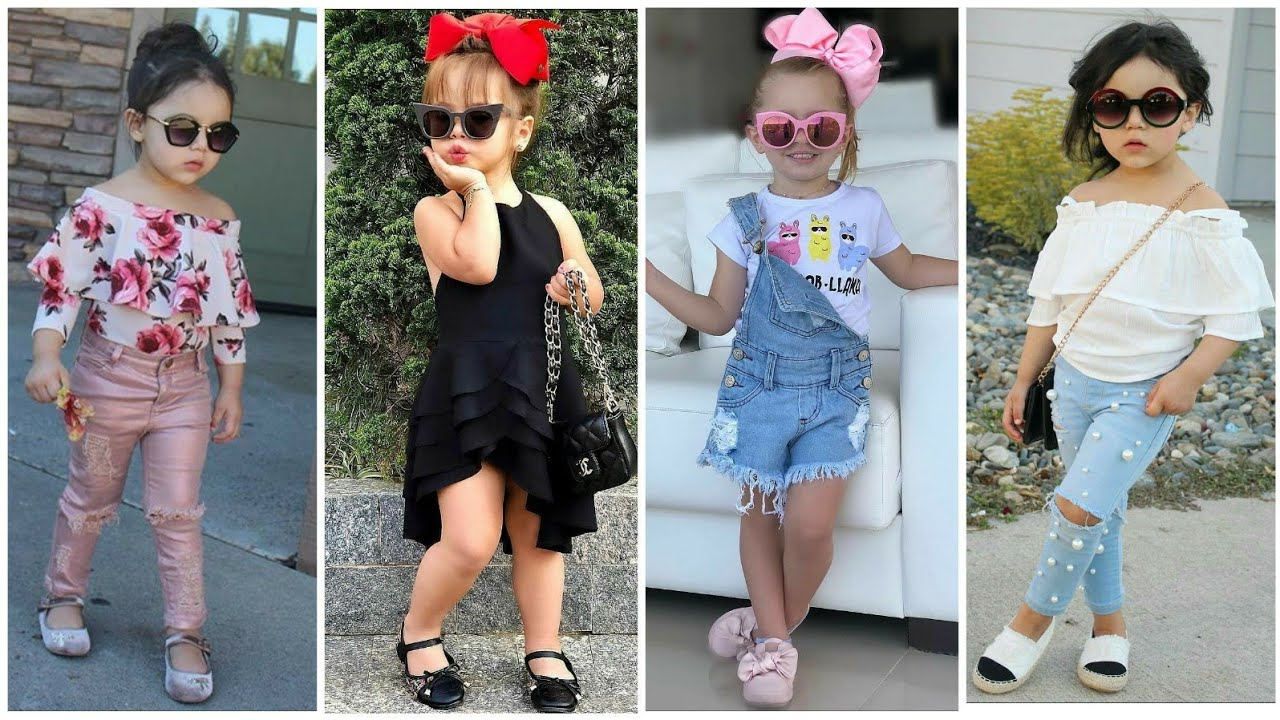 Kids trendy outfit collection 6/ kids stylish dress design for girl