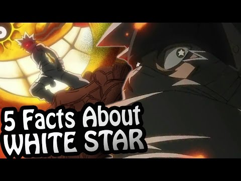 5 Facts You Absolutely Must Know About White☆Star! (Soul Eater)