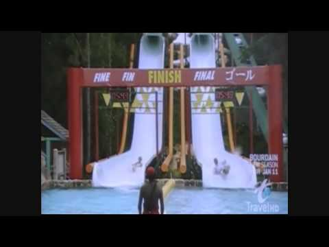 Blizzard Beach Extreme Waterparks Travel Channel HD