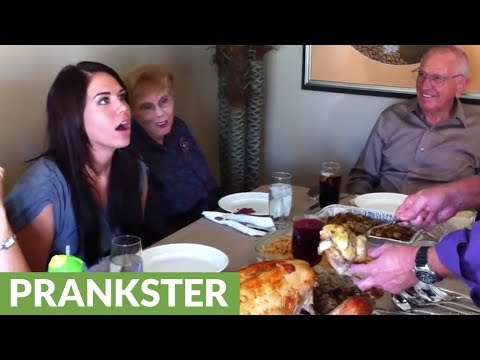 Pablo - Thanksgiving Prank!! You can do!